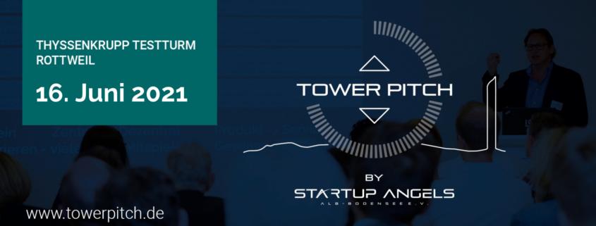 Am 16. Juni findet der TowerPitch statt