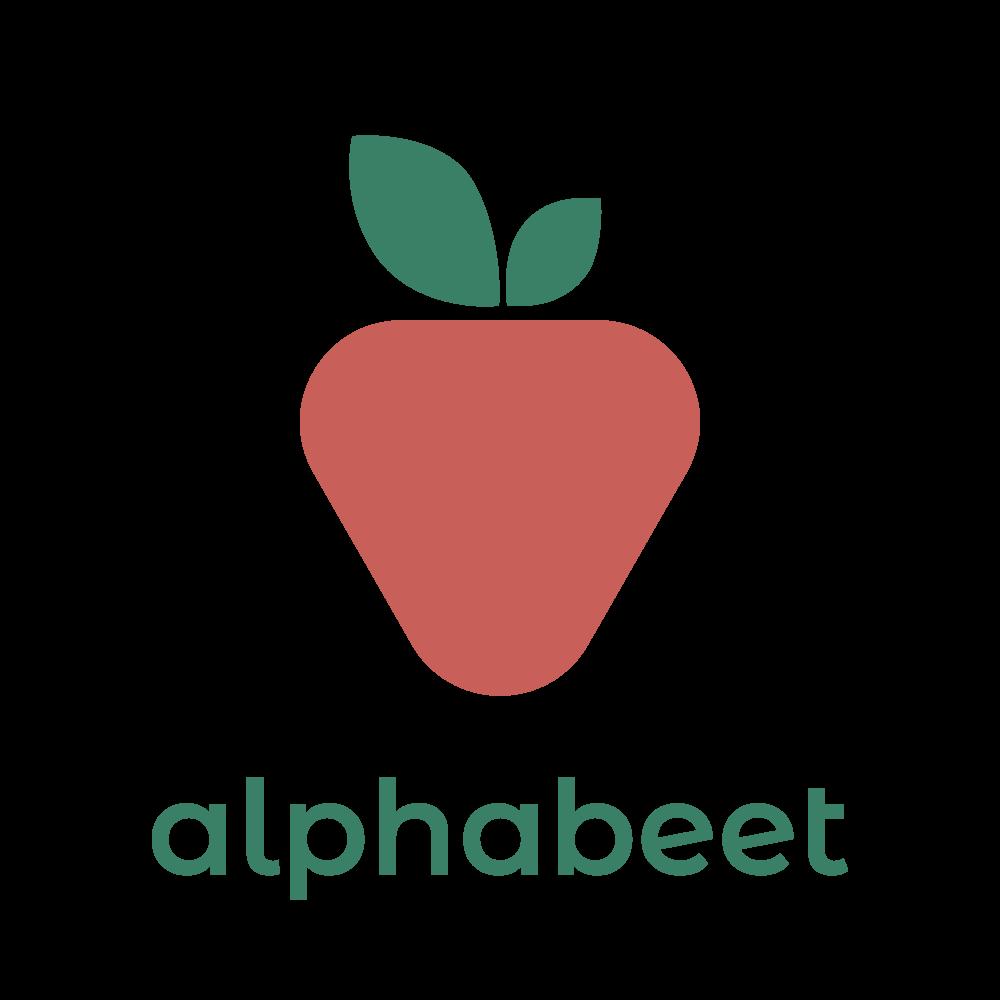 Logo alphabeet