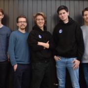 Das Gründer-Team von Knowunity